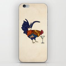 Cocktails iPhone & iPod Skin