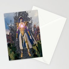 Ascend  from  Ruin Stationery Cards
