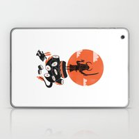 Samurai Sushi Laptop & iPad Skin