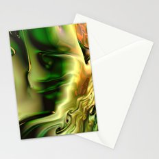 A3 Fractal Stationery Cards