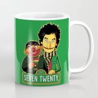 E Is For Entertainment Mug