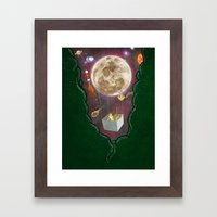 A Space Odyssey  Framed Art Print