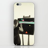 I'll Show You Things You… iPhone & iPod Skin