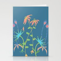 Bouquet for Mom Stationery Cards