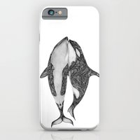 iPhone & iPod Case featuring Killer Whales? by maxandr