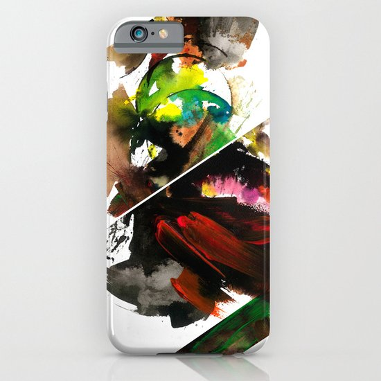 color study 1 iPhone & iPod Case