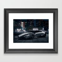 Liberty Walk LB Performa… Framed Art Print