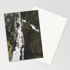 Lower Bridal falls Stationery Cards
