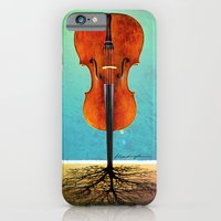 iPhone & iPod Case featuring Rooted sound. by bananabread