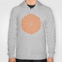 Bugs Maze (orange) Hoody