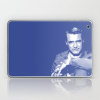 Cary Grant Blue Laptop & iPad Skin