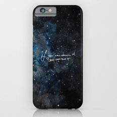 You can do it iPhone 6 Slim Case