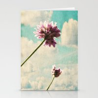 Reaching For The Sky Stationery Cards