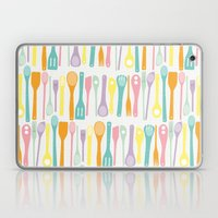 Candy Utensils Laptop & iPad Skin