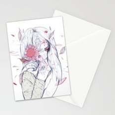 Often times I wish for Kindness to fine-tune my life Stationery Cards