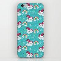 Official Unicorn Club iPhone & iPod Skin
