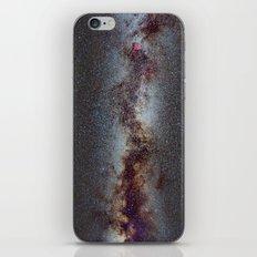 The Milky Way from Scorpio Antares and Sagitarius to North America Nebula in Cygnus iPhone & iPod Skin