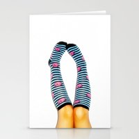 Cozy Toes Stationery Cards