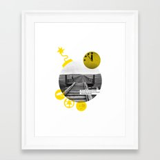 You Can Quote Me - Chuck Palahnuik Framed Art Print