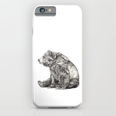 Bear // Graphite iPhone 6 Slim Case