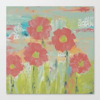 Lover of the Light Canvas Print