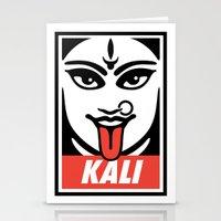 Obey Kali Stationery Cards
