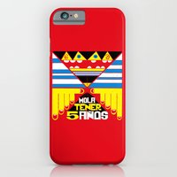 iPhone & iPod Case featuring Mola Tener 5 Años / It´s Cool to be 5. by Ivan Solbes