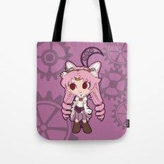Steampunk Chibimoon - Sailor Moon Tote Bag