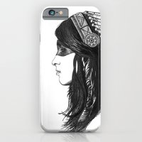 indian iPhone & iPod Cases featuring Indian by Peter Fulop