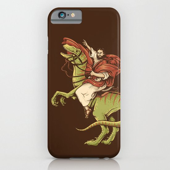 Raptored iPhone & iPod Case