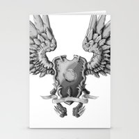 FF14 - Chocobo / Materia… Stationery Cards