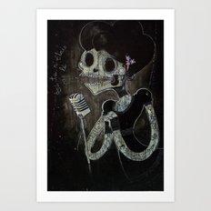 FREHEL Art Print