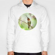 Hummingbird Passion Hoody