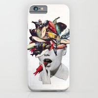 iPhone & iPod Case featuring Ωmega-3 by Eugenia Loli