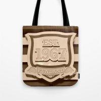 1967 Funland Funky Vinta… Tote Bag