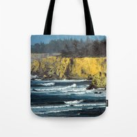 Oregon Surf Tote Bag