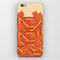 Nom nom nom iPhone & iPod Skin
