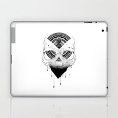 Enigmatic Skull Laptop & iPad Skin