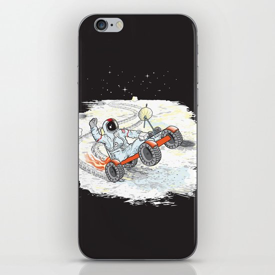 Space Dementia iPhone & iPod Skin