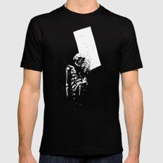 Dark Room #1 Mens Fitted Tee Black SMALL