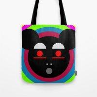 Oh panda! Tote Bag