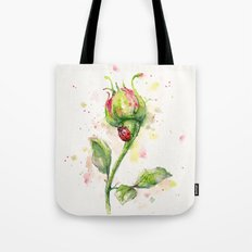 Ladybug Lane Tote Bag