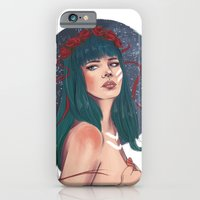 She Wore Ribbons Of The … iPhone 6 Slim Case