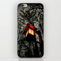 Lantern iPhone & iPod Skin
