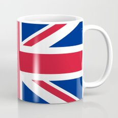 UK FLAG - The Union Jack Authentic color and 3:5 scale  Mug