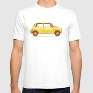 T-shirt featuring Famous Car #1 - Mini Coo… by Speakerine / Florent…