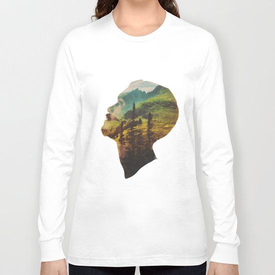 Out Of Mind Long Sleeve T-shirt