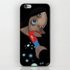 SHARK BOY iPhone & iPod Skin