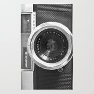 Rug featuring Camera by Nicklas Gustafsson