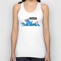 Surf's up!!! Unisex Tank Top